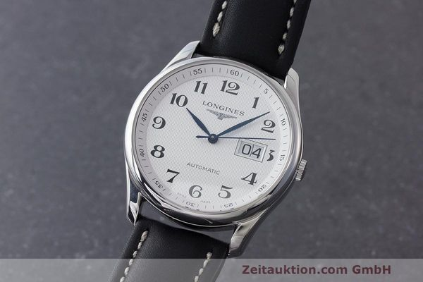 LONGINES MASTER COLLECTION ACERO AUTOMÁTICO KAL. 607.2 LP: 1750EUR [170319]