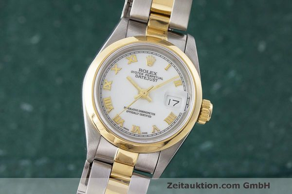 ROLEX LADY DATEJUST STEEL / GOLD AUTOMATIC KAL. 2135 LP: 7650EUR [170340]