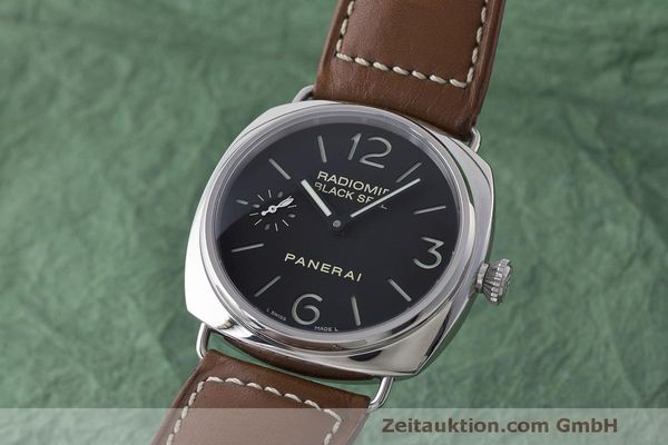 PANERAI BLACK SEAL STEEL MANUAL WINDING KAL. ETA B99501 LP: 5400EUR [170391]