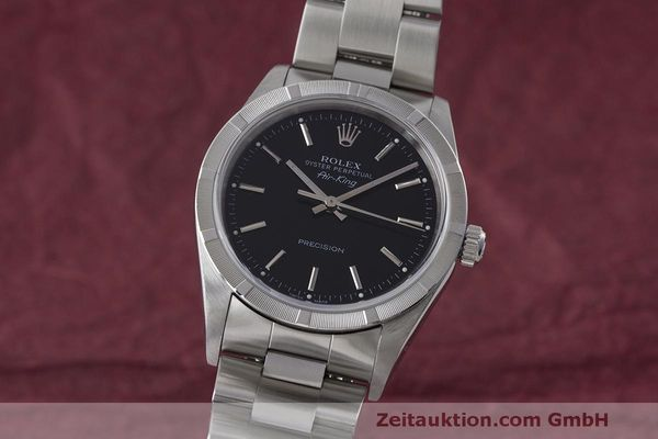 ROLEX AIR KING ACIER AUTOMATIQUE KAL. 3000 LP: 5650EUR [170438]