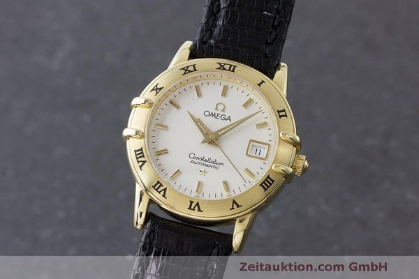 OMEGA CONSTELLATION ORO 18 CT AUTOMATISMO KAL. 2520 ETA 2000 LP: 6710EUR [170453]
