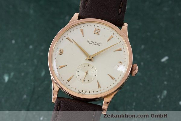 ULYSSE NARDIN 18 CT GOLD MANUAL WINDING LP: 11900EUR [170552]