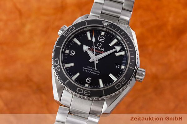 OMEGA SEAMASTER PLANET OCEAN CO AXIAL AUTOMATIK STAHL 23230422101001 NP: 5000,-Euro [170586]