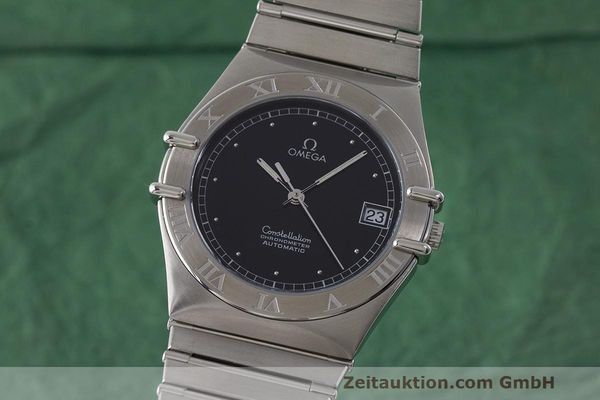 OMEGA CONSTELLATION CHRONOMETER STAHL AUTOMATIK HERRENUHR VP: 4700,- EURO [170605]