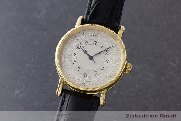 CHRONOSWISS KAIROS OR 18 CT AUTOMATIQUE KAL. ETA 2892-2 LP: 10950EUR  [170623]