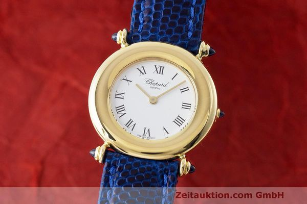CHOPARD OR 18 CT QUARTZ KAL. 608 LP: 4260EUR [170715]