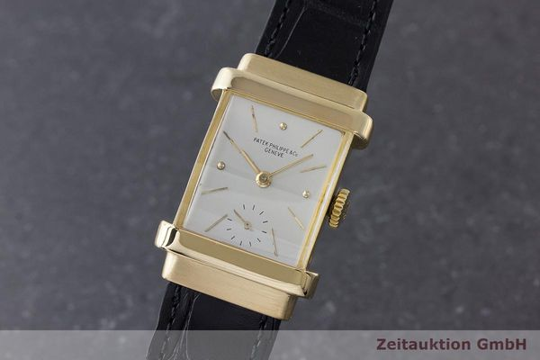 PATEK PHILIPPE ORO DE 18 QUILATES CUERDA MANUAL LP: 21323EUR VINTAGE [170742]