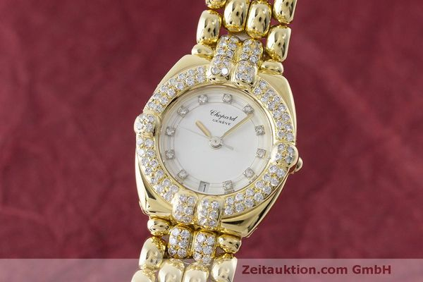CHOPARD GSTAAD OR 18 CT QUARTZ KAL. 611 LP: 34430EUR [170743]