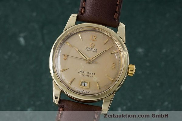 OMEGA SEAMASTER GOLD-PLATED AUTOMATIC KAL. 355 VINTAGE [170768]