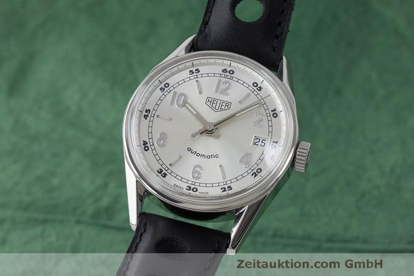 TAG HEUER CARRERA STEEL AUTOMATIC KAL. ETA 2824-2 LP: 2150EUR  [170784]
