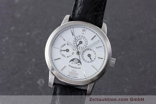UNION GLASHÜTTE KLASSIK ACIER AUTOMATIQUE KAL. 26 LP: 7440EUR  [170804]