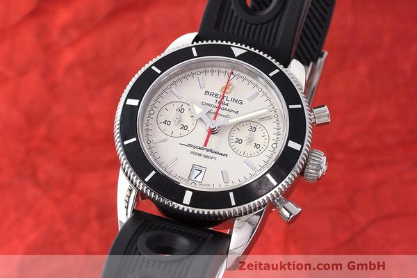 BREITLING SUPEROCEAN HERITAGE CHRONOGRAPH 44 AUTOMATIK REF. A23370 VP: 5150,- Euro [170813]