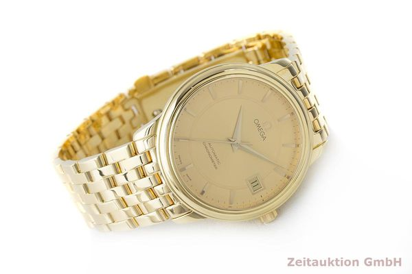 OMEGA DE VILLE OR 18 CT AUTOMATIQUE KAL. 1109 ETA 2892A2 LP: 28100EUR  [170814]