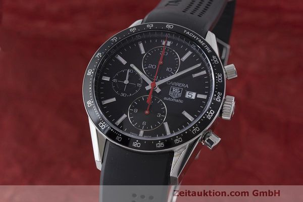 TAG HEUER CARRERA CHRONOGRAPH STEEL AUTOMATIC KAL. 16 LP: 4100EUR [170858]