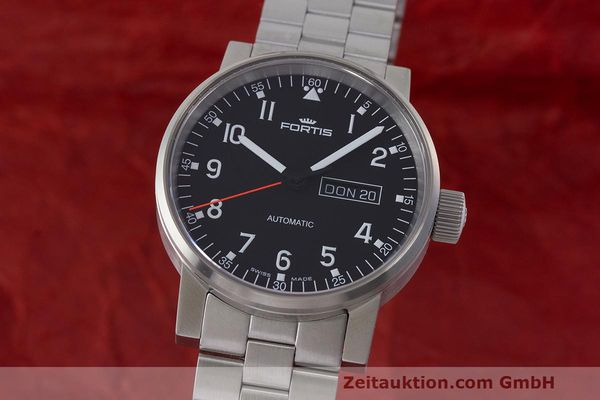 FORTIS SPACEMATIC STEEL AUTOMATIC LP: 1465EUR  [170886]