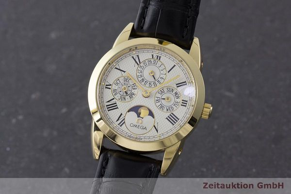 OMEGA LOUIS BRANDT OR 18 CT AUTOMATIQUE KAL. 1116 2890-2  [170960]