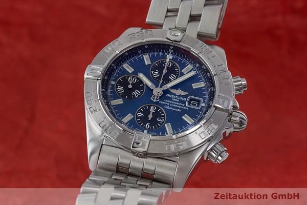 BREITLING GALACTIC CHRONOGRAPH II AUTOMATIK HERRENUHR REF: A13364 NP: 5880,- Euro [171040]