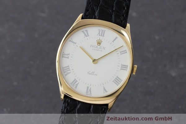 ROLEX CELLINI ORO DE 18 QUILATES CUERDA MANUAL KAL. 1601 LP: 5000EUR  [171056]