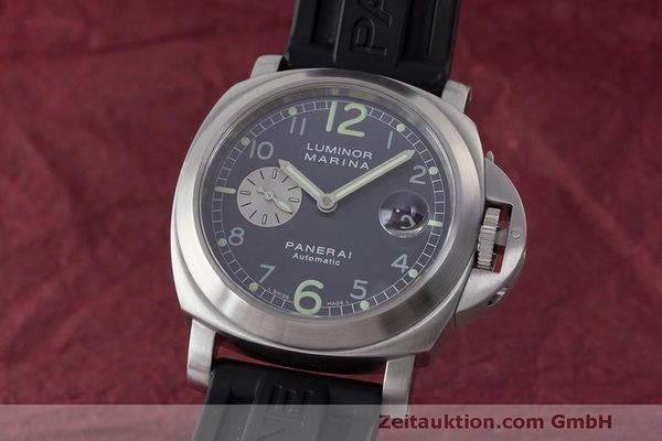 PANERAI LUMINOR MARINA ACIER AUTOMATIQUE KAL. ETA A05511 LP: 6000EUR  [171074]