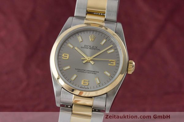 ROLEX OYSTER PERPETUAL STEEL / GOLD AUTOMATIC KAL. 2280 LP: 7400EUR  [171221]