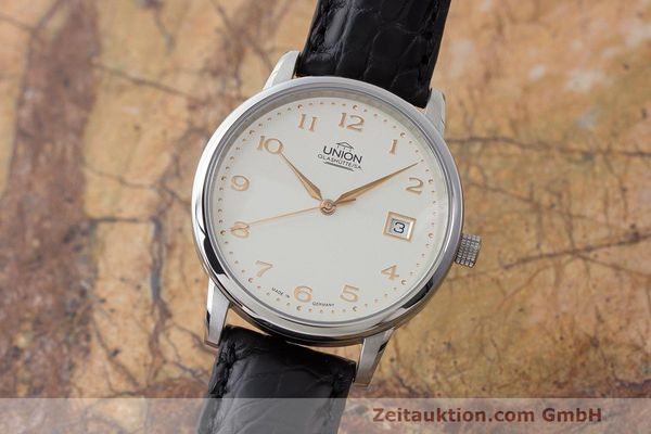 UNION GLASHÜTTE DIPLOMAT ACIER AUTOMATIQUE KAL. 26 LP: 0EUR  [171234]