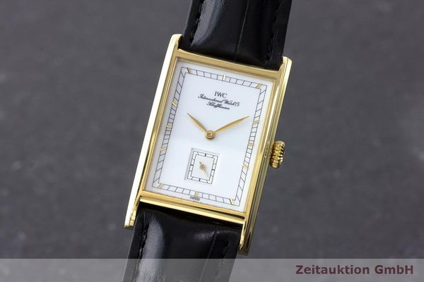 IWC NOVECENTO ORO 18 CT CARICA MANUALE KAL. 822 LP: 17700EUR  [171361]