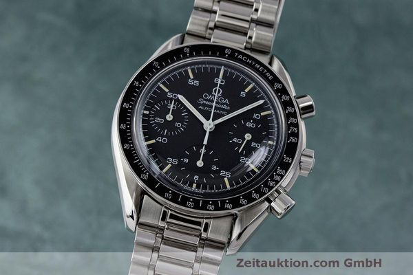 OMEGA SPEEDMASTER REDUCED CHRONOGRAPH AUTOMATIK HERRENUHR VP: 4000,- EURO [171400]