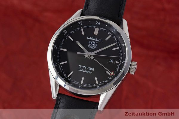 TAG HEUER CARRERA STEEL AUTOMATIC KAL. 7 ETA 2893-2 LP: 2600EUR  [171431]