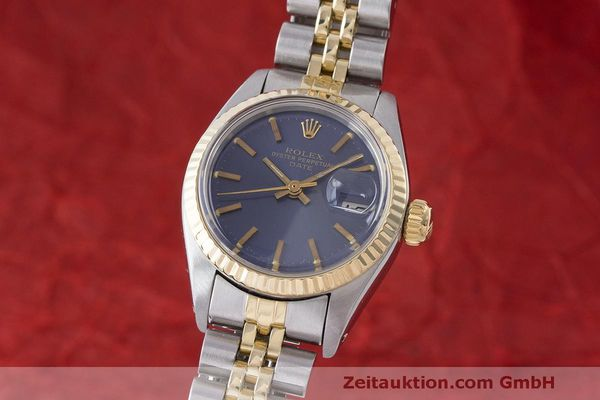 ROLEX LADY DATE ACIER / OR  AUTOMATIQUE KAL. 2030 LP: 7950EUR  [171440]
