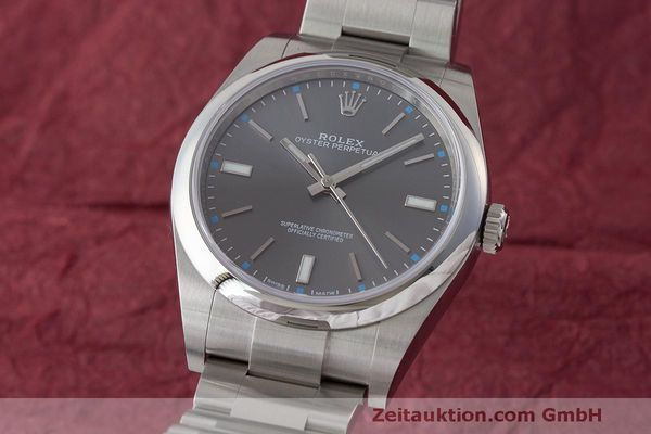 ROLEX OYSTER PERPETUAL STEEL AUTOMATIC KAL. 3132 LP: 5150EUR  [171503]