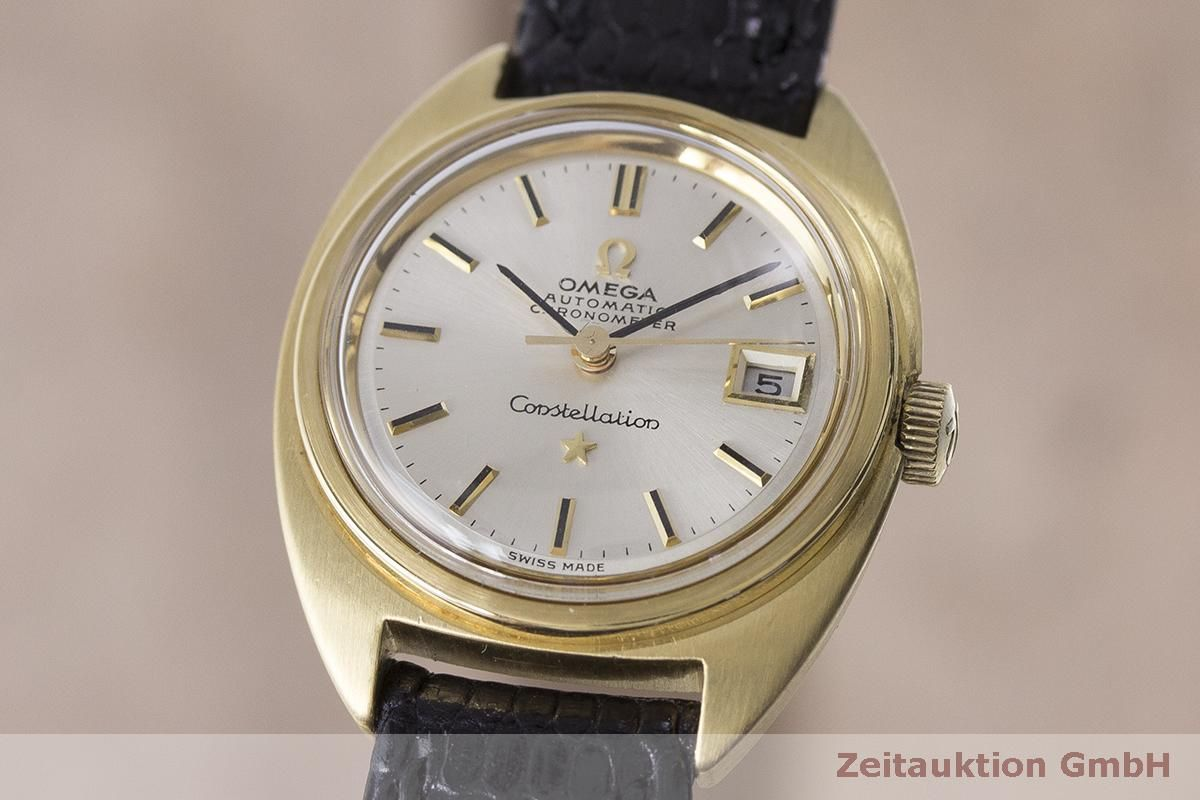 Omega constellation damenuhr automatik