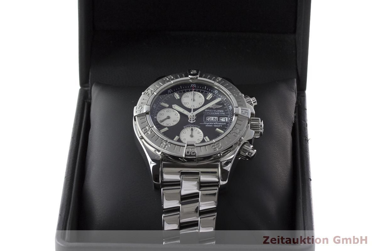 Breitling Superocean Chronograph chronograph steel ...
