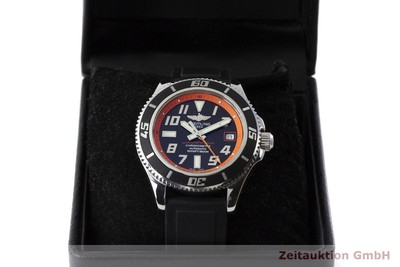 Breitling Superocean Ii Abyss Steel Automatic Kal B17 Eta 2824 2 Ref A17364 Limited Edition 182376 Zeitauktion