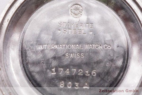 gebrauchte Luxusuhr IWC * Stahl Automatik Kal. C.8541 Ref. 803A VINTAGE  | 1900005 _0