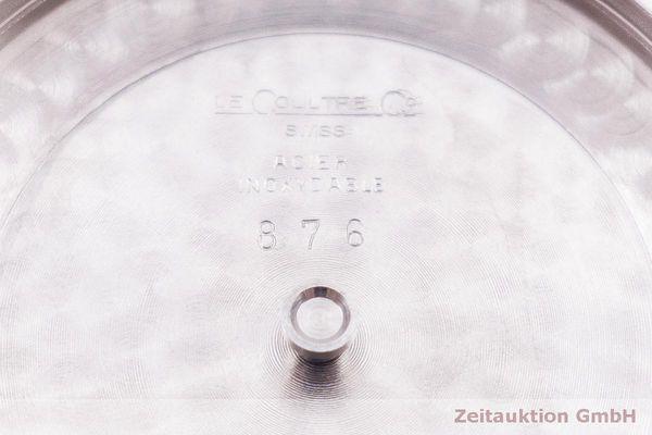 gebrauchte Luxusuhr Jaeger LeCoultre Memovox Stahl Automatik Kal. 916 Ref. 876 VINTAGE  | 1900006 _0