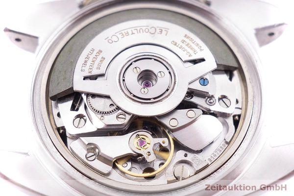 gebrauchte Luxusuhr Jaeger LeCoultre Memovox Stahl Automatik Kal. 916 Ref. 876 VINTAGE  | 1900006 _1