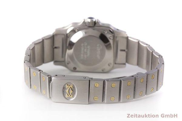 gebrauchte Luxusuhr Cartier Santos Stahl / Gold Automatik Kal. ETA 2651  | 1900011 _1