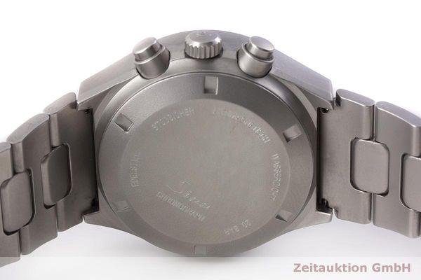 gebrauchte Luxusuhr Sinn 157 Chronograph Stahl Automatik Kal. 5100 Lemania  | 1900014 _0
