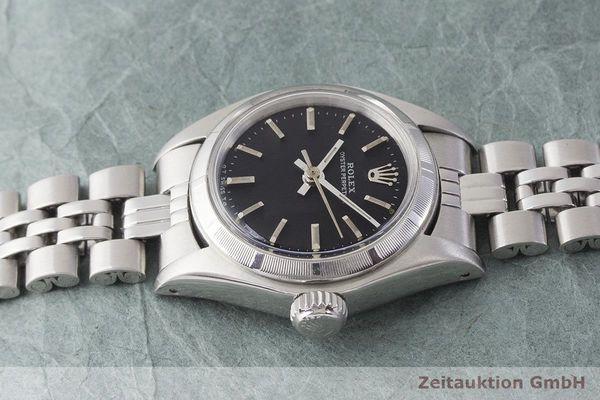 gebrauchte Luxusuhr Rolex Oyster Perpetual Stahl Automatik Kal. 2030 Ref. 6723   | 1900019 _0