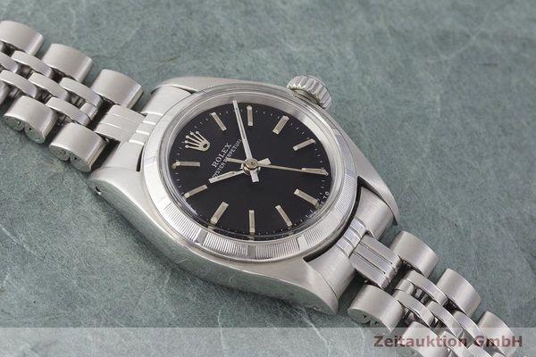 gebrauchte Luxusuhr Rolex Oyster Perpetual Stahl Automatik Kal. 2030 Ref. 6723   | 1900019 _1