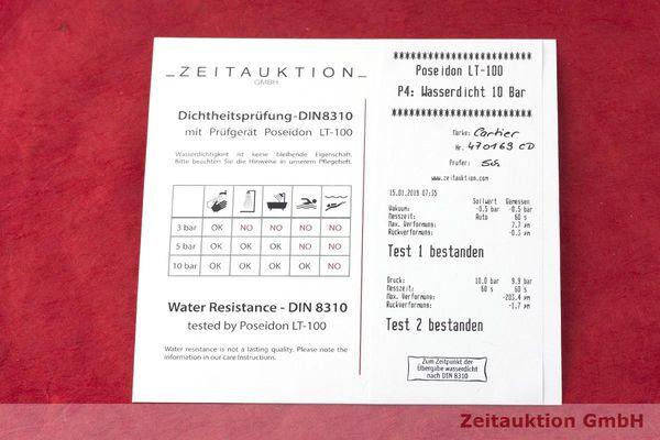 Usato di orologi di lusso Cartier Pasha acciaio automatismo Kal. 052, ETA 2892A2 Ref. 2475  | 1900022 _1