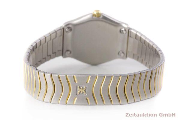 gebrauchte Luxusuhr Ebel Classic Wave Stahl / Gold Quarz Kal. 81 Ref. 181908  | 1900024 _1