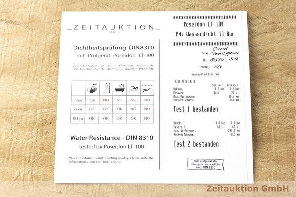 gebrauchte Luxusuhr Girard Perregaux Ferrari Chronograph Stahl Automatik Kal. 2280-581 Ref. 8020  | 1900028 _1