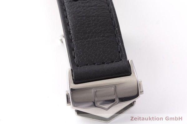 gebrauchte Luxusuhr Tag Heuer Carrera Chronograph Stahl Automatik Kal. 18, Sellita SW300-1 Ref. CAR221A  | 1900030 _1