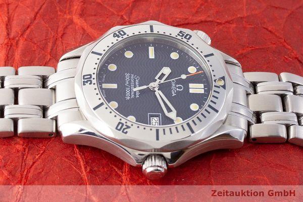 gebrauchte Luxusuhr Omega Seamaster Stahl Quarz Kal. 1538 Ref. 196.1502  | 1900034 _0