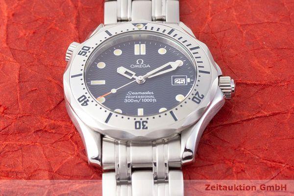 gebrauchte Luxusuhr Omega Seamaster Stahl Quarz Kal. 1538 Ref. 196.1502  | 1900034 _1