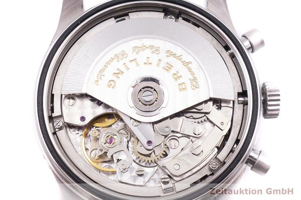 gebrauchte Luxusuhr Breitling Navitimer Chronograph Stahl Automatik Kal. ETA 7750 Ref. A13330  | 1900038 _1