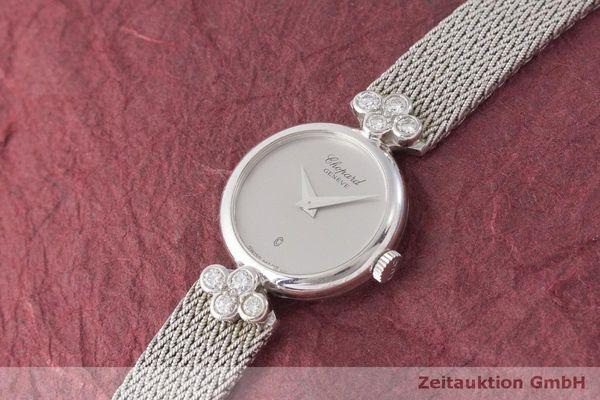 gebrauchte Luxusuhr Chopard * 18k Weissgold Quarz Kal. 602  | 1900042 _0
