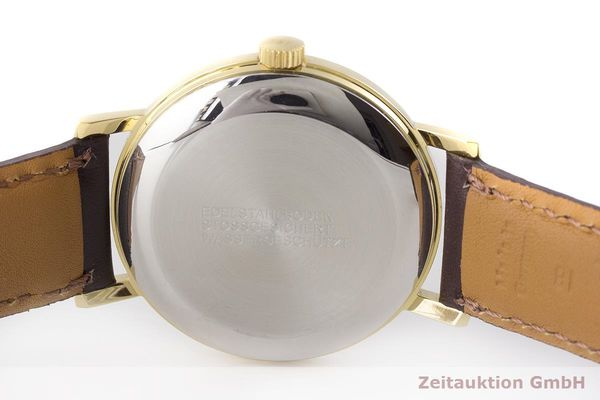 gebrauchte Luxusuhr Glashütte * vergoldet Handaufzug Kal. 69.1  | 1900047 _0