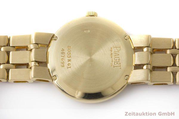 gebrauchte Luxusuhr Piaget * 18k Gold Quarz Kal. 857P Ref. 8055K61  | 1900048 _0